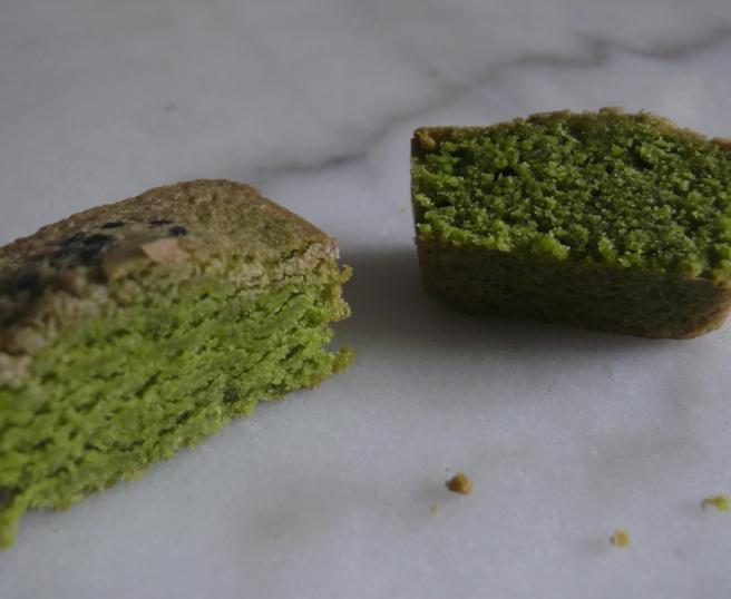 Sadaharu Aoki / Gâteau matcha (2) - Miss Karu Little Sweets