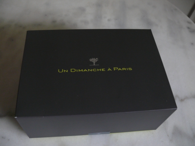 Un dimanche à Paris / Packaging - Miss Karu Little Sweets