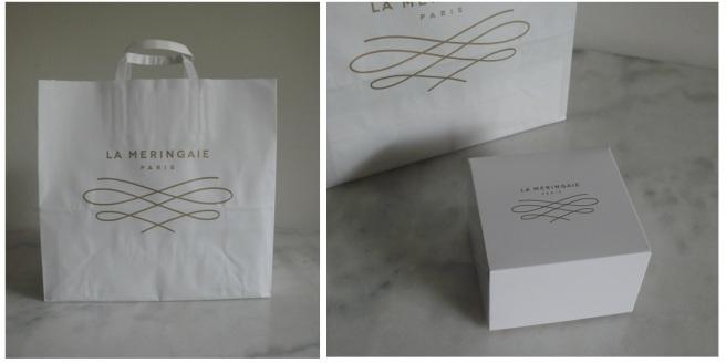 La meringaie / Packaging - Miss Karu Little Sweets