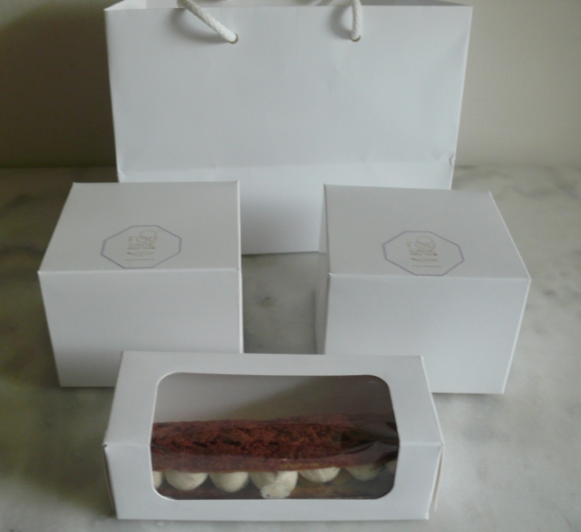 Foucade / Packaging - Miss Karu Little Sweets