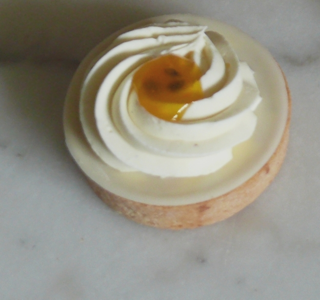 Gâté / Tartelette Mango (1) - Miss Karu Little Sweets